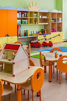 Kindergartenreinigung in der Metropolregion Nürnberg