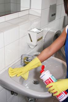 Waschraumservice